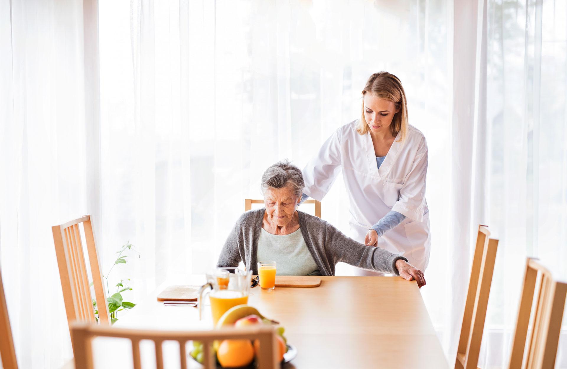 revivo, Pflegeservice, pflege mit herz